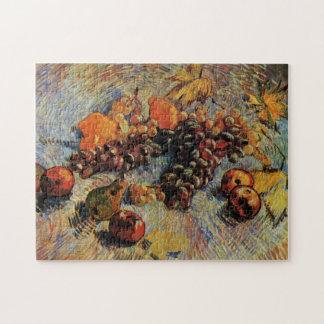 Van Gogh; Stillleben-Äpfel, Birnen, Zitronen,