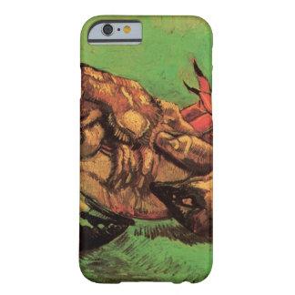 Van- Goghkrabbe auf seiner hinteren, Vintagen noch Barely There iPhone 6 Hülle