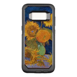 Van- Goghsonnenblumen OtterBox Commuter Samsung Galaxy S8 Hülle