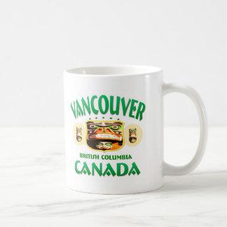 Vancouver Kanada Tasse