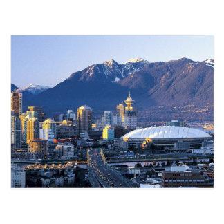 Vancouver-Postkarte Postkarte