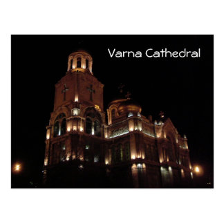 Varna-Kathedrale Postkarte