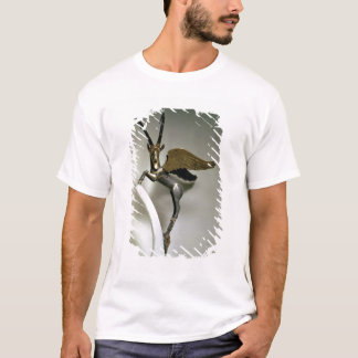 Vasengriff in Form eines winged Steinbocks, T-Shirt