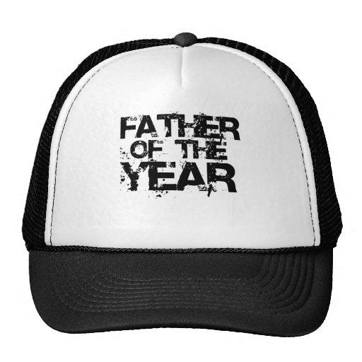 Vater des Jahres. Vatertagsgeschenk Netzcap