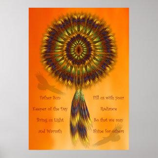 Vater Sun - Wächter des Tages Poster