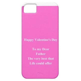 Vater Valentinstag Etui Fürs iPhone 5