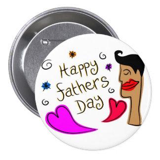 Vatertag Button