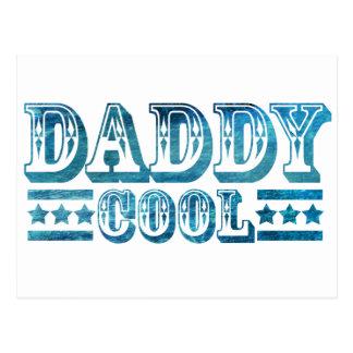 Vatertag, bester Vati, cooler Vati, Vati-Papa Postkarte