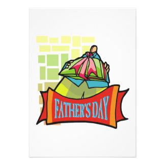 Vatertag Individuelle Einladungen