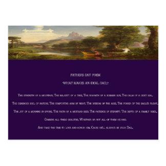 Vatertag Gedicht Postkarten