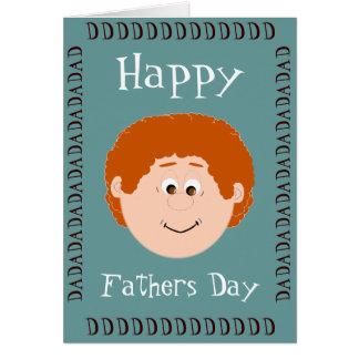 Vatertag (Sohn) Karten