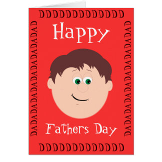 Vatertag (Sohn) Grußkarten
