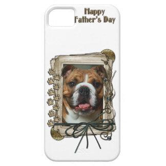 Vatertag - Steintatzen - Bulldogge Etui Fürs iPhone 5