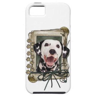 Vatertag - Steintatzen - Dalmatiner Hülle Fürs iPhone 5