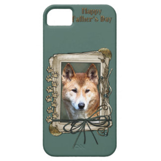 Vatertag - Steintatzen - Dingo Barely There iPhone 5 Hülle
