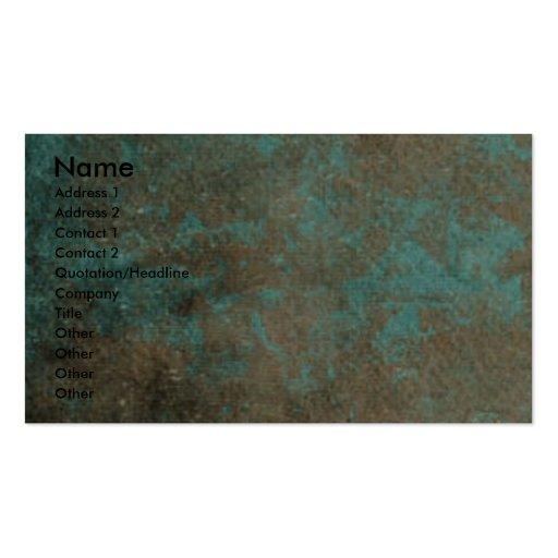 Vatertag - Steintatzen - Jack Russell Visitenkarten Vorlage
