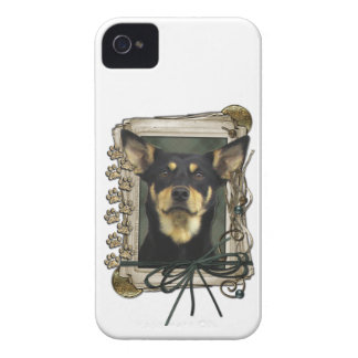 Vatertag - Steintatzen - Kelpie - Jehuda iPhone 4 Hülle