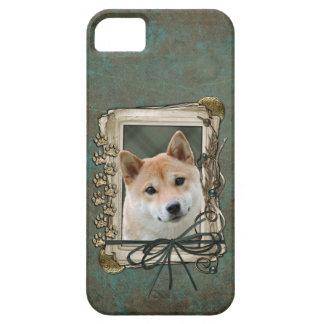 Vatertag - Steintatzen - Shiba Inu Etui Fürs iPhone 5