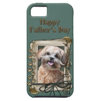 Vatertag - Steintatzen - ShihPoo - Maggie Schutzhülle Fürs iPhone 5