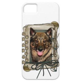Vatertag - Steintatzen - Vallhund iPhone 5 Hüllen