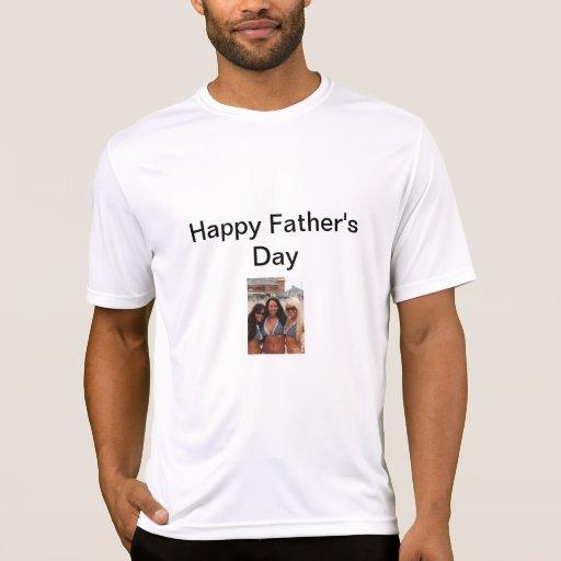 Vatertag T - Shirt-der glückliche!