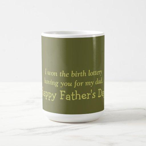 Vatertag Tee Tassen