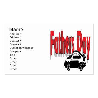 Vatertag Visitenkarten