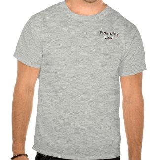 Vatertags-Golf spielen Shirt