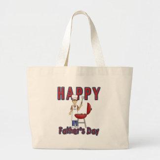 Vatertags-Kochs-Taschen-Tasche
