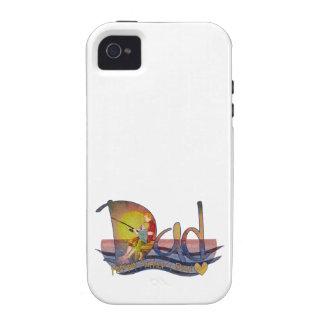 Vatertagsgeschenk vom Sohn Case-Mate iPhone 4 Hüllen