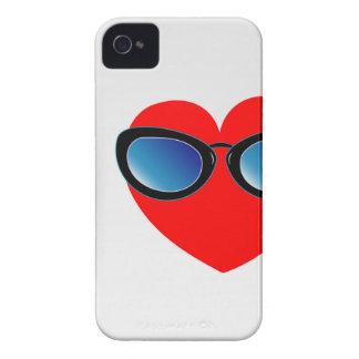 Vatertagskarte mit tragenden Schutzbrillen des iPhone 4 Hülle