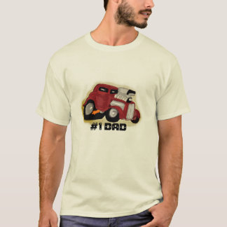 Vati #1 Hotrod T - Shirt