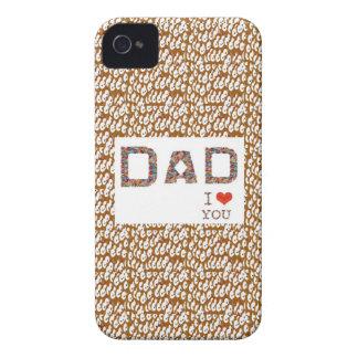 VATI der Vatertag: Elegante BASIS LOWPRICES DES TE Case-Mate iPhone 4 Hülle