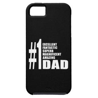Vati der Vatertags-Geburtstags-Weihnachtszahl-eine iPhone 5 Schutzhüllen