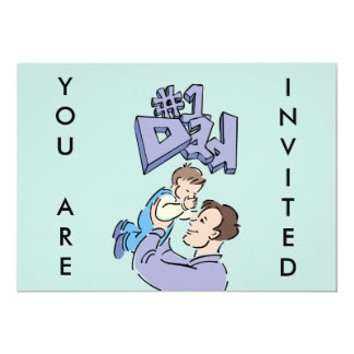 Vati des Vatertags-#1 Individuelle Ankündigungen