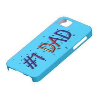 Vati des Vatertags-#1 iPhone 5 Schutzhüllen
