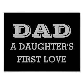 Vati, die erste Liebe einer Tochter - Plakat