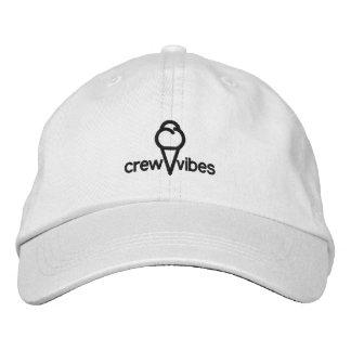Vati-Hut - Crew Vibes Bestickte Kappe