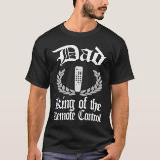 Vati - König des Fernsteuerungst-shirts T-Shirt