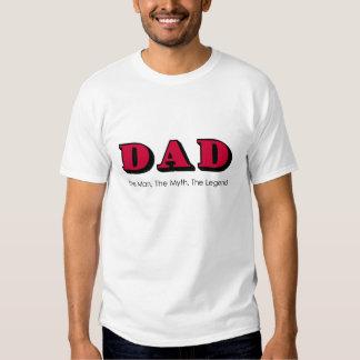 Vati - Mann-, Mythos- und Legenden-Shirt der Shirts