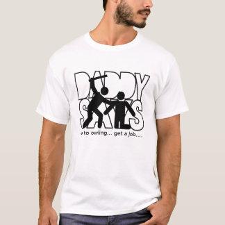 Vati sagt: Nein zu Owling, erhalten einen Job T-Shirt