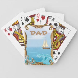 Vati-Seespielkarten Spielkarten