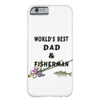 Vati und Fischen Barely There iPhone 6 Hülle