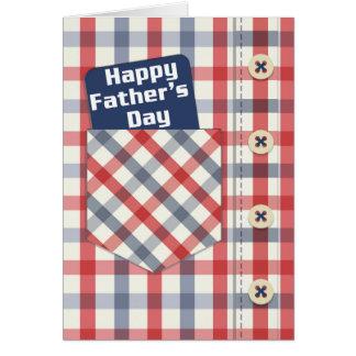 Vati, Vatertags-Grußkarte, glücklichen Vaters Grußkarte