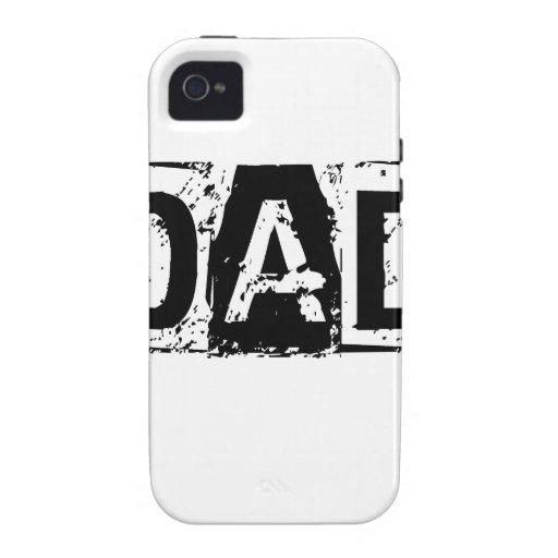 Vati. Vatertagsgeschenk Vibe iPhone 4 Case