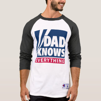 Vati weiß alles T - Shirt