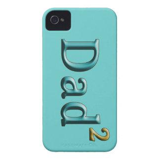 Vati zu den zweiten der Vatertags-Geschenken iPhone 4 Case-Mate Hüllen