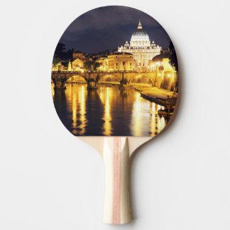 Vatikan-Brücke von Engeln Tischtennis Schläger