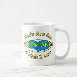 Vatis sind auf diesem Planeten Kaffeetasse