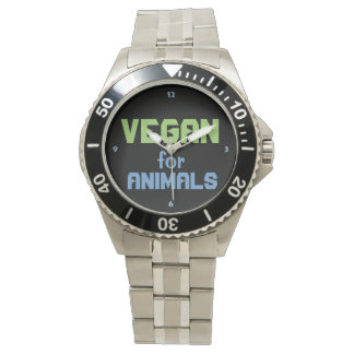 Vegan for Animals - W05b Uhr